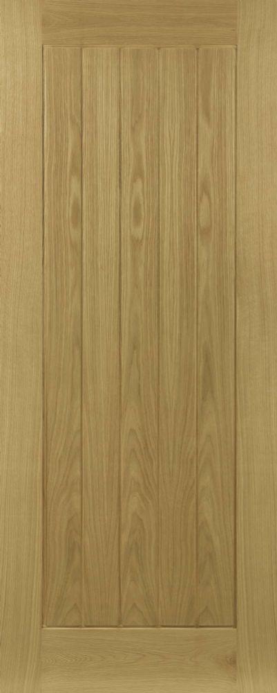 Deanta Unfinished Oak Ely Door